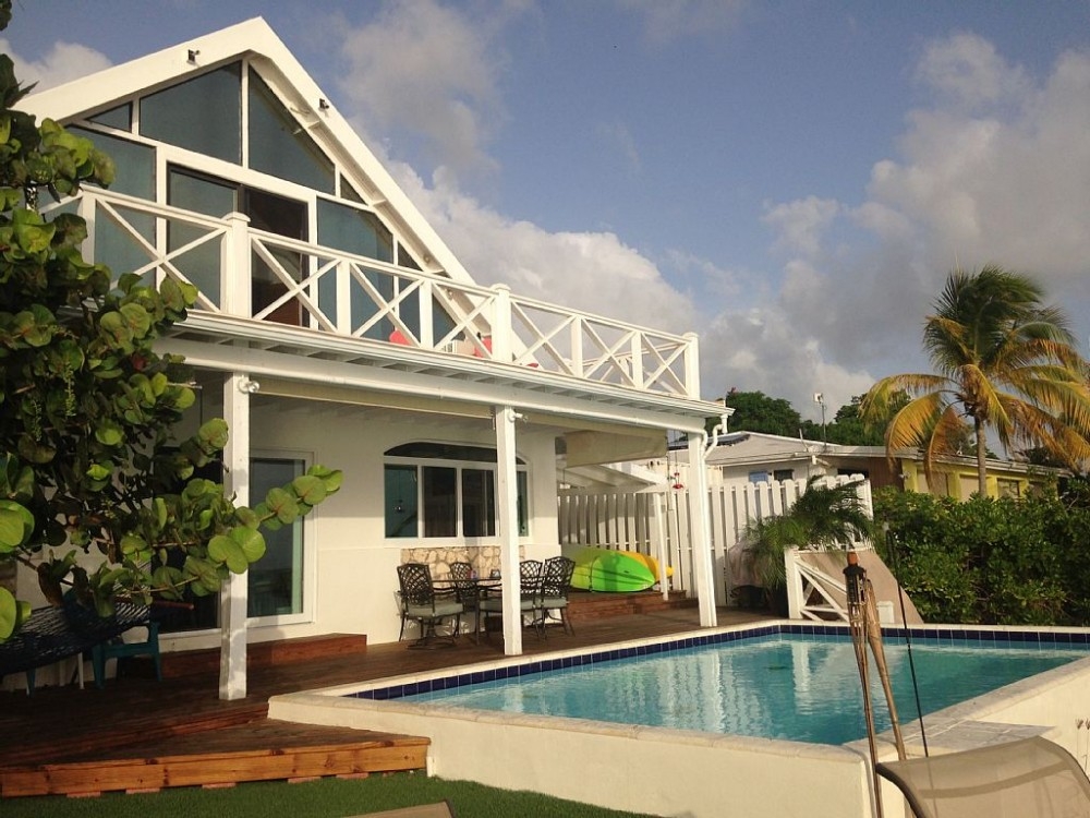St Croix vacation rental with