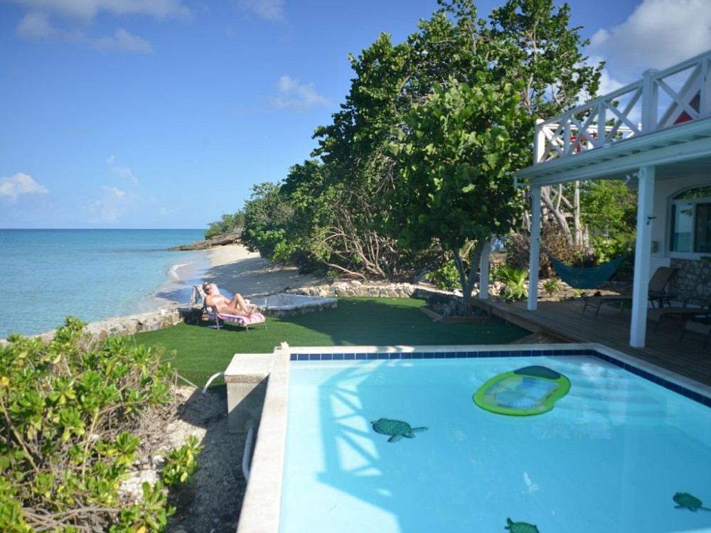 St Croix vacation home