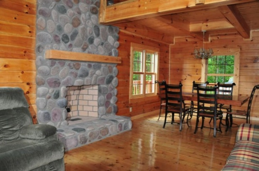 Logan vacation rental with DINING ROOM