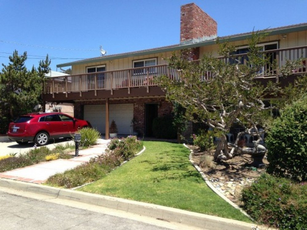 morro bay vacation rental with