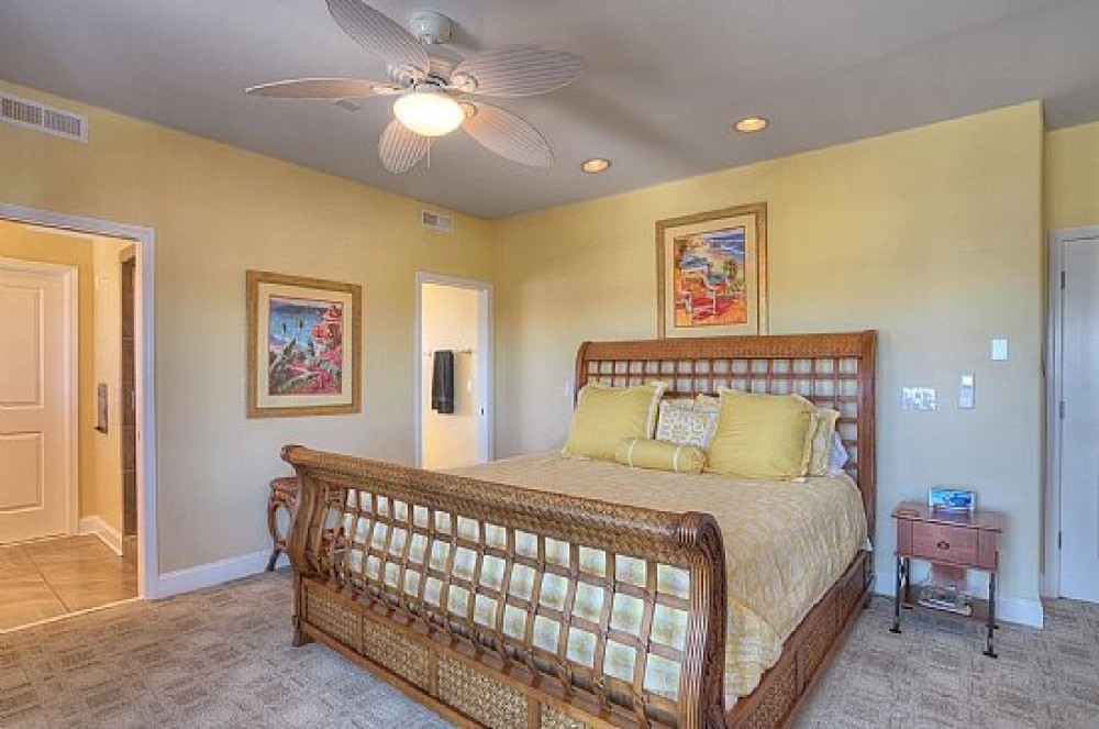 carolina beach vacation rental with KING