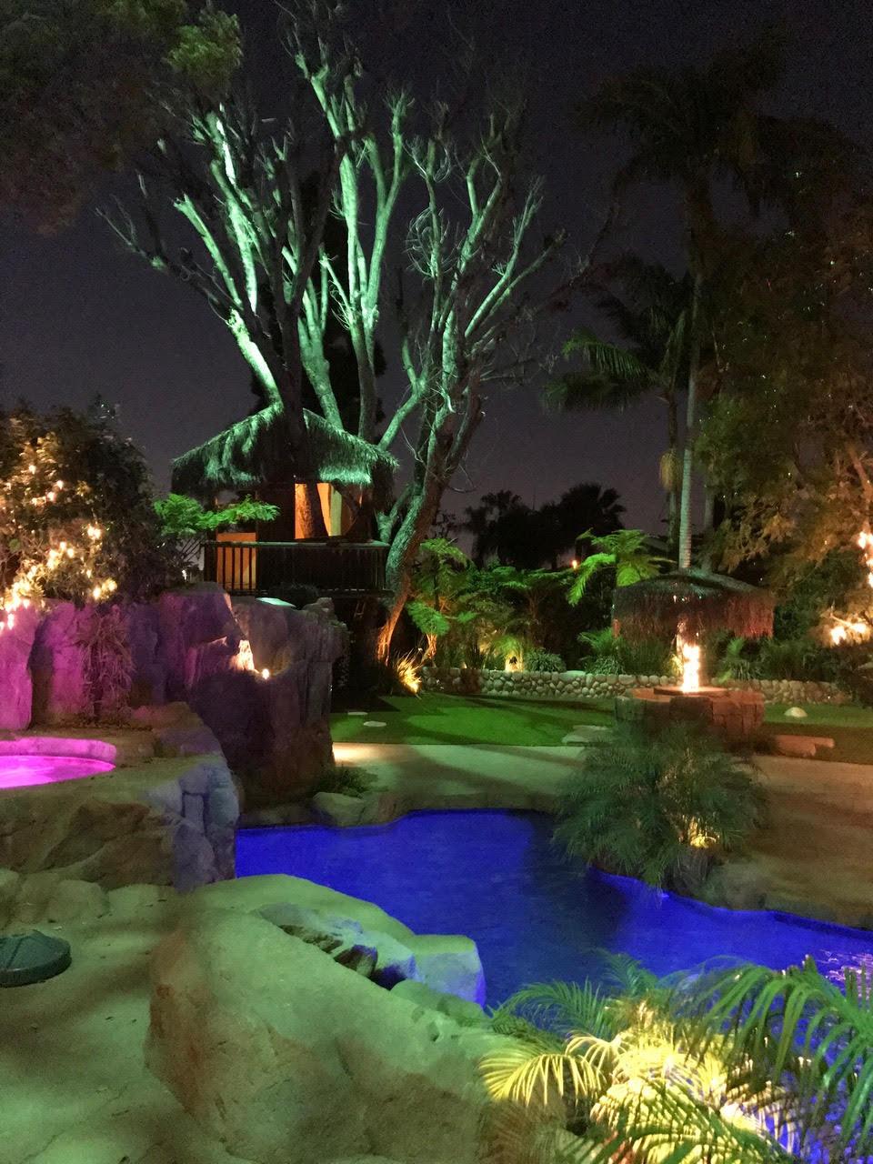 The Enchanted Manor- A Magical Hidden Oasis- Paradise!!