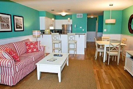carolina beach vacation rental with