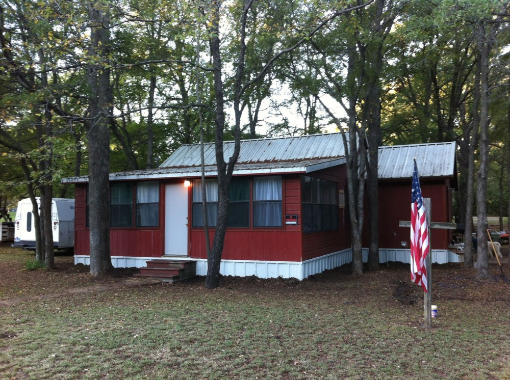 Denison vacation rental with Front View