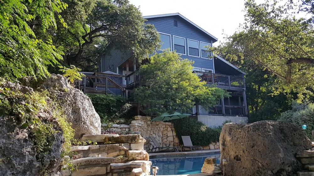 austin vacation rental with