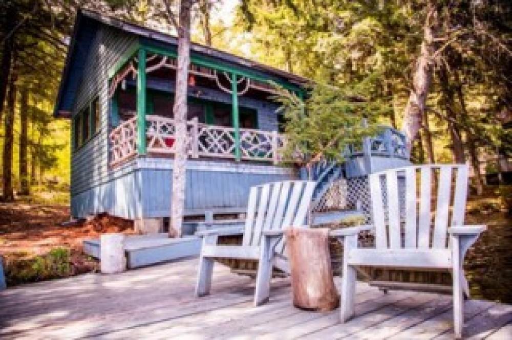 saranac lake vacation rental with Arrival