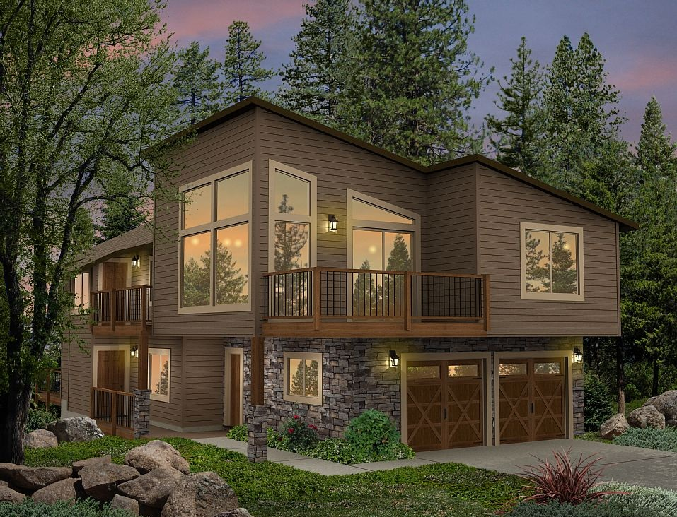 6 Bed Short Term Rental Cottage South Lake Tahoe