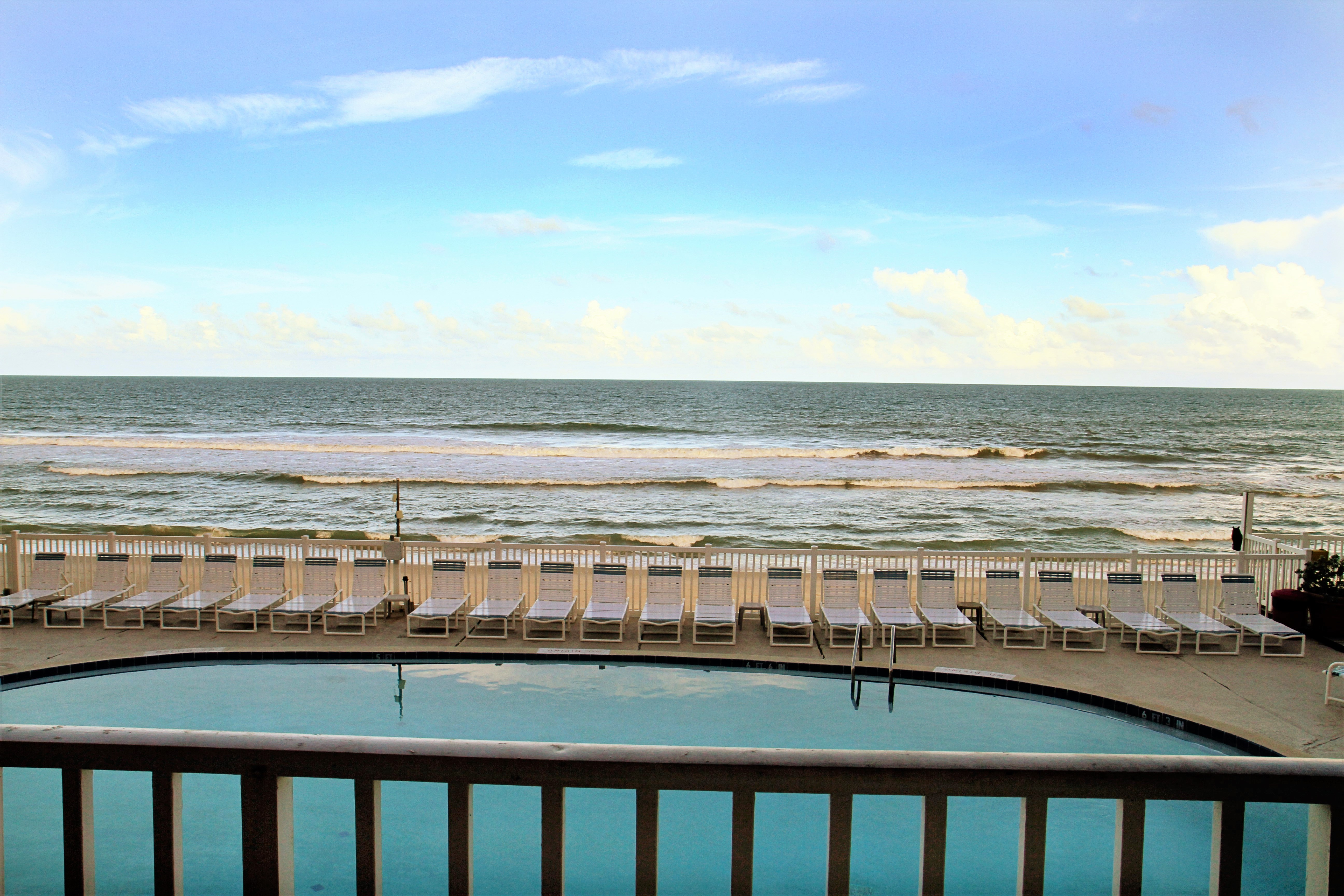 A+ Direct Oceanfront Condo & Unbeatable View!!