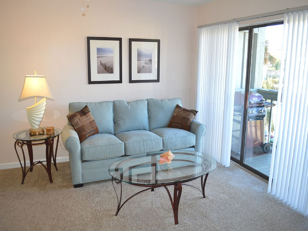 """5 Star"" Rated Casual Beach Elegance Townhome Just Steps to the Beach"