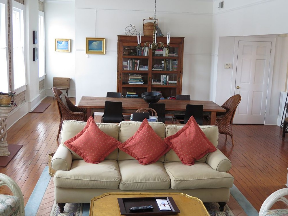 Beaufort vacation rental with