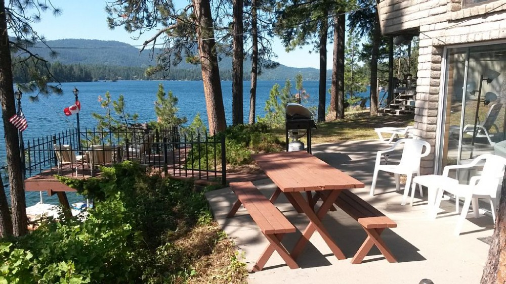 Hayden Lake vacation rental with