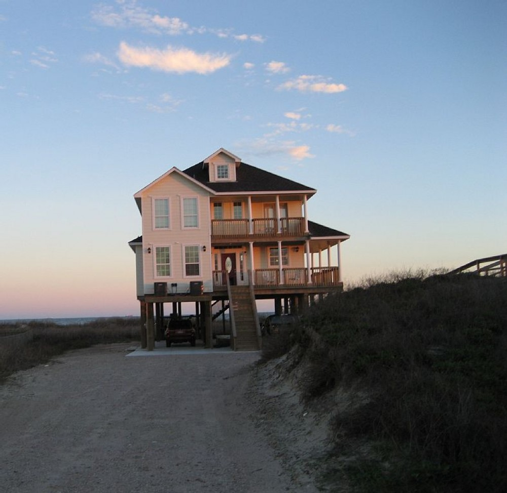 surfside beach vacation rental with The Bluewater Star Beach house is oceanfront.