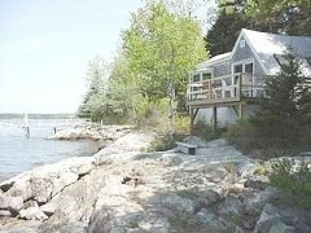 Pemaquid Harbor vacation rental with