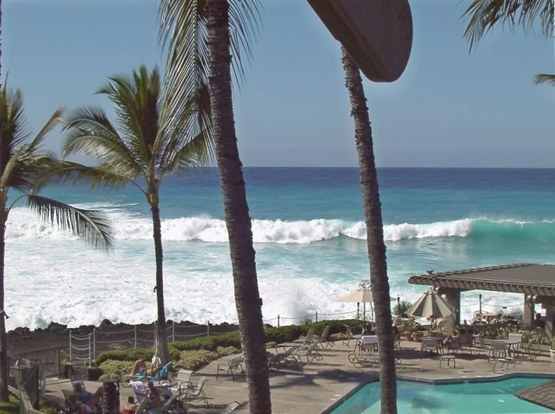Kona Hawaii Big Island Oceanfront Vacation Rental 3 Bedroom