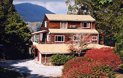 Euchella Mountain / Lake Cabins - Euchella House (6 bedrooms);