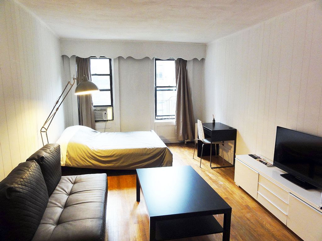 1 Bed Short Term Rental Apartment New York