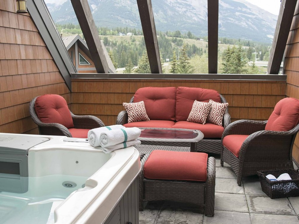 Canmore vacation rental with