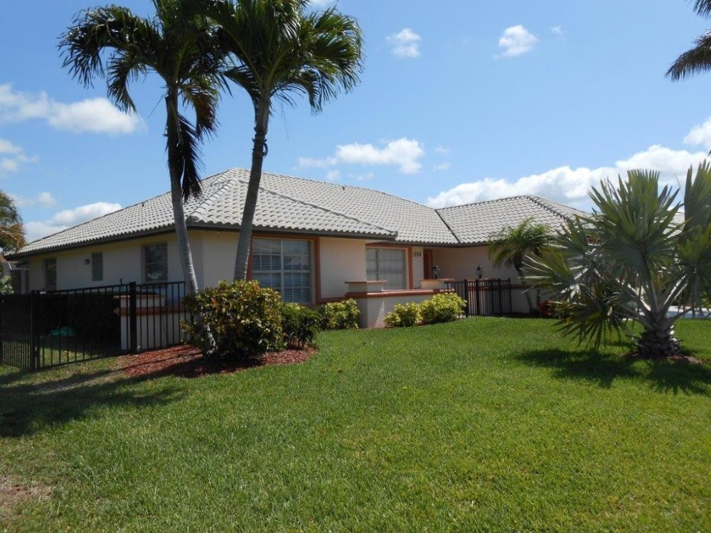 Marco Island vacation rental with Super Quiet Dead End Street Across From Park