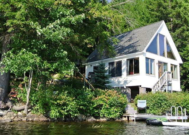 Serenity At Its Finest - Waterfront Cottage On Lower Beech Pond (Sleeps 5)
