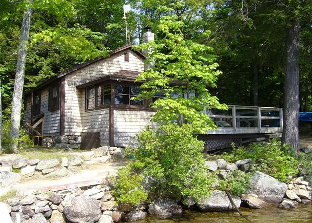 Lake Winnisquam! Great Old Time Fishing Camp! (133)