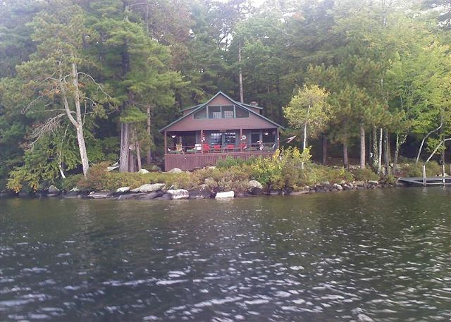 Lake Winnipesaukee Little Bear Island Vacation Rental (171)