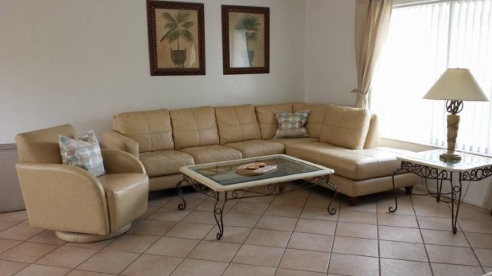 port st lucie vacation rental with Relaxing family room