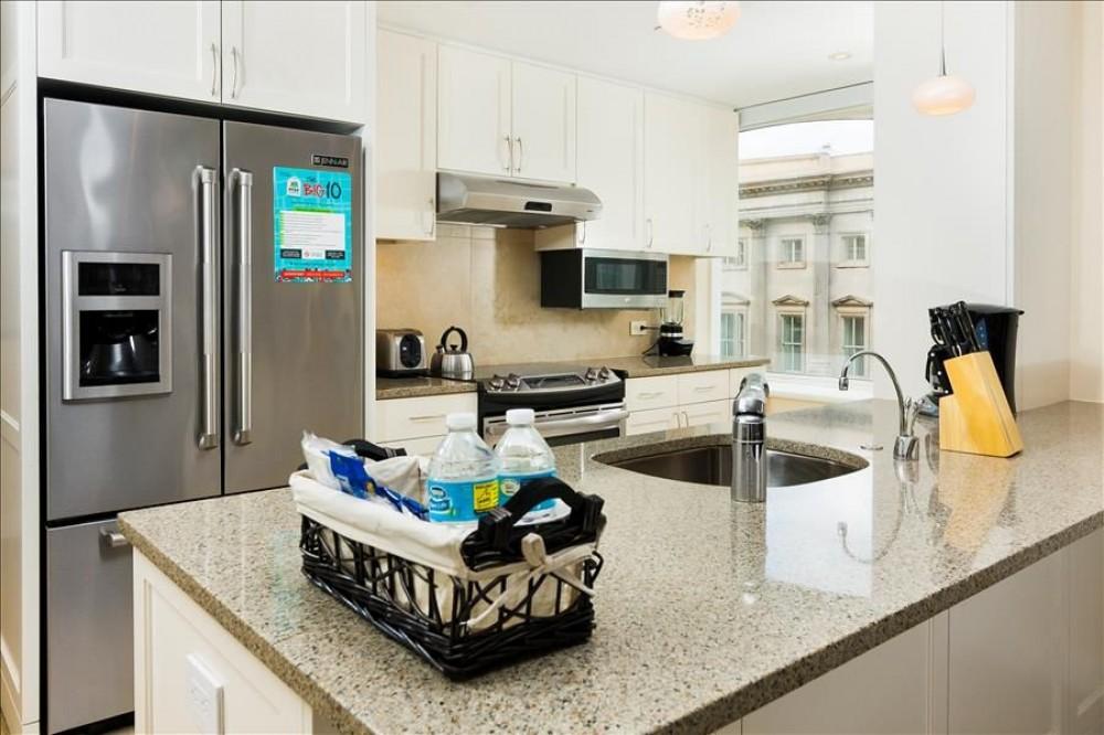washington vacation Apartment rental