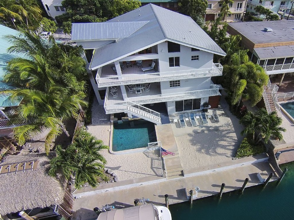 Islamorada vacation rental with Irish Ayes - Waterfront Elegance