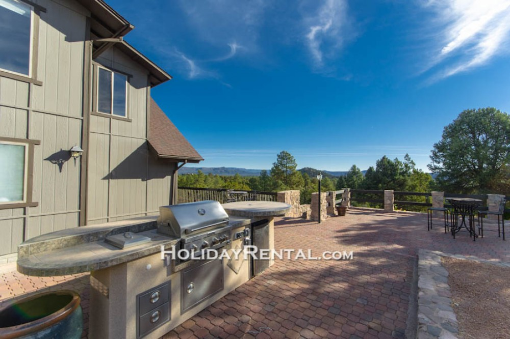 Payson vacation rental with