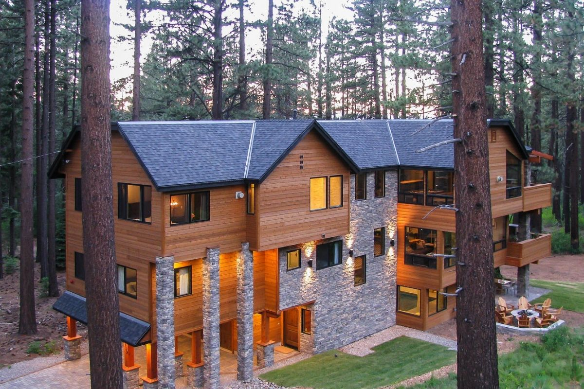 home rentals rental w welcome house tahoe new lake cabins south indoor holiday your cabin to private luxury pool location