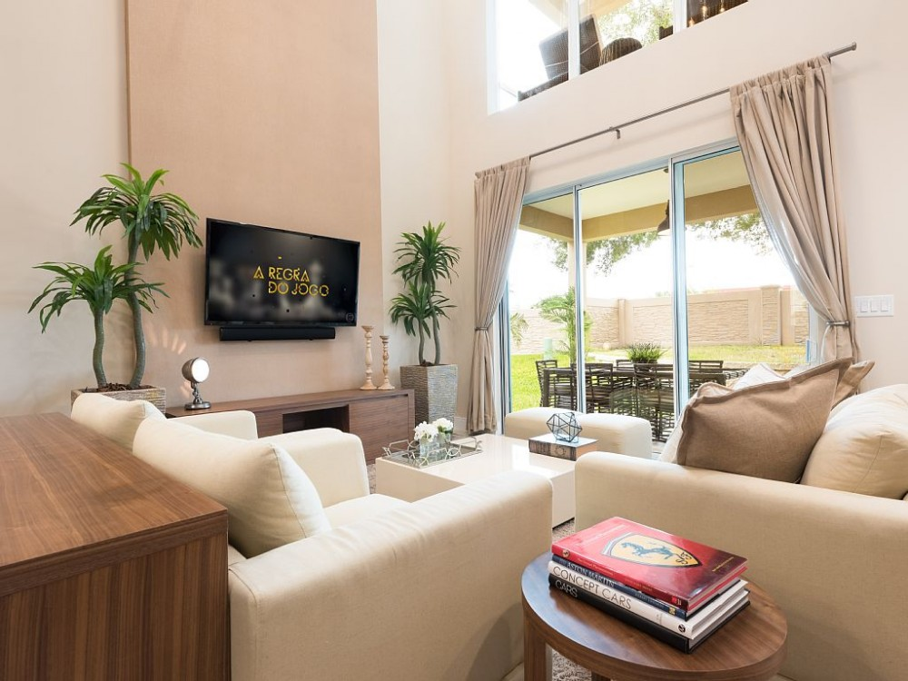 kissimmee vacation rental with Living Room