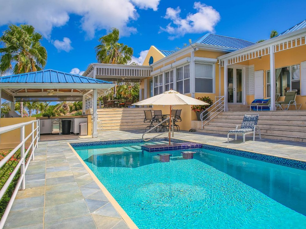 Christiansted vacation rental with