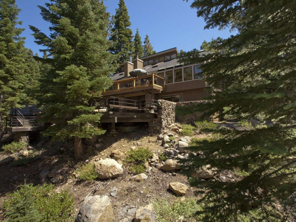 Lake Tahoe North Shore vacation rental with