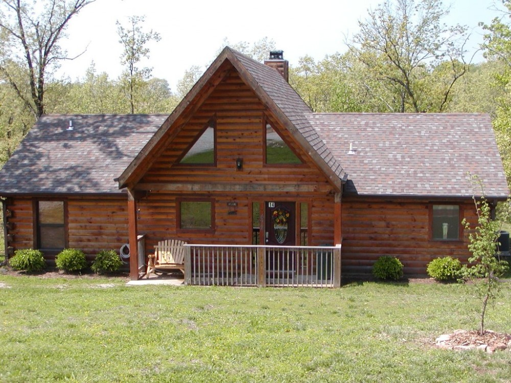 Ridgedale vacation rental with