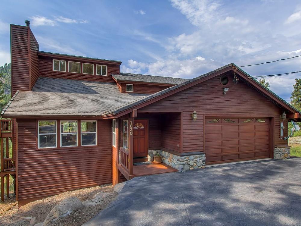 Lake Tahoe North Shore vacation rental with