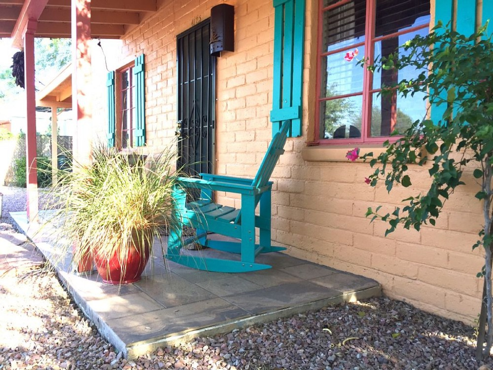 tucson vacation rental with
