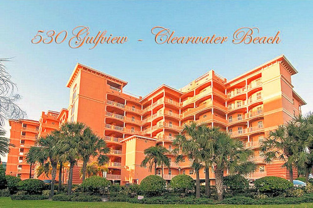 Clearwater vacation rental with WELCOME TO  TROPICAL PENTHOUSE SUITE #707 HARBOR  VIEW GRAND CENTRALLY LOCATED TO ALL VENUES.