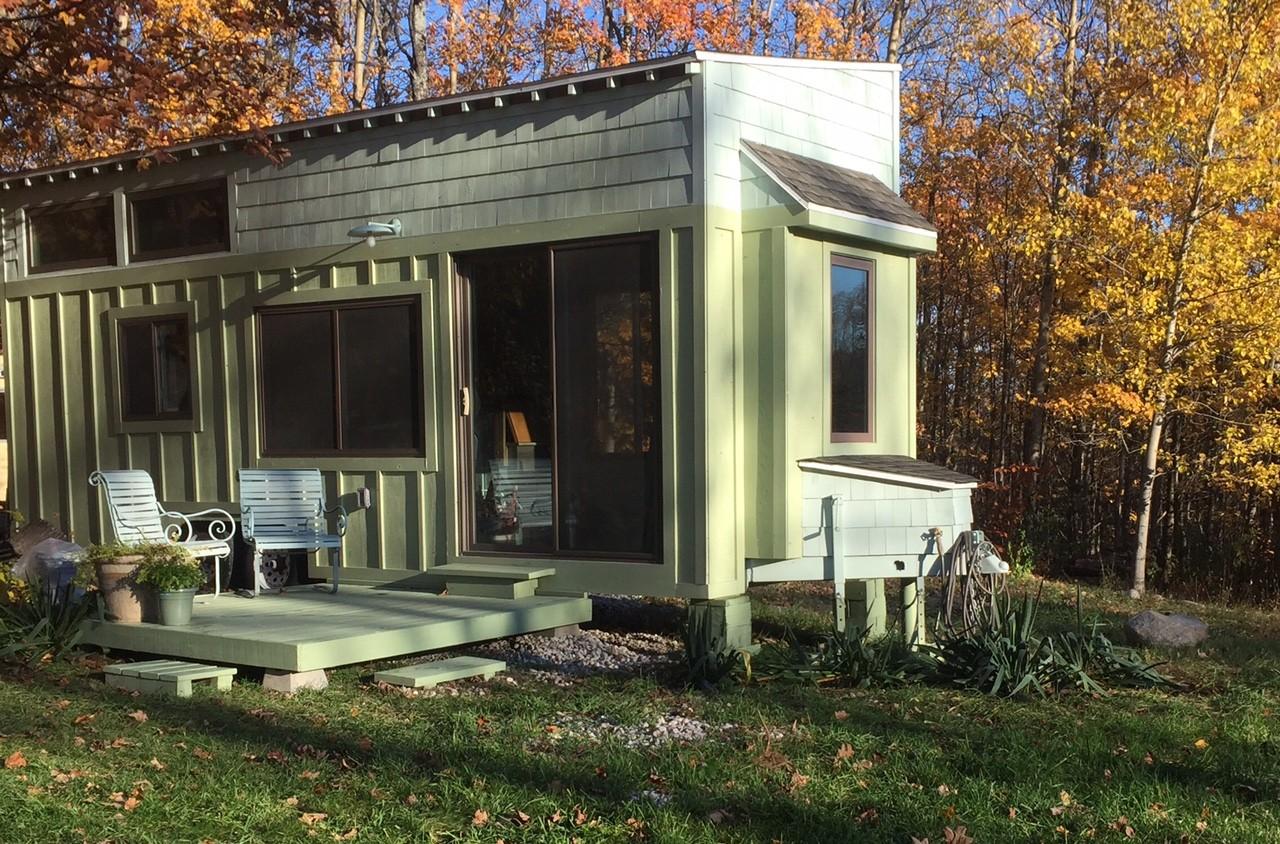 Leelanau Little House: A Big Small Space