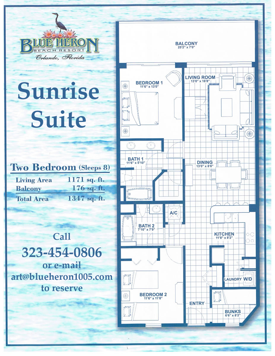 LARGE Luxury LAKE VIEW Resort High Floor CONDO near DISNEY