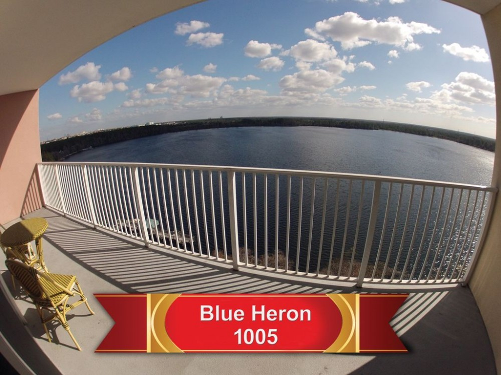 Orlando vacation rental with Blue Heron 1005 www.bh1005.com