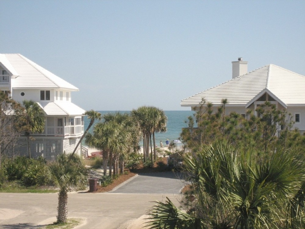 st george island vacation rental with