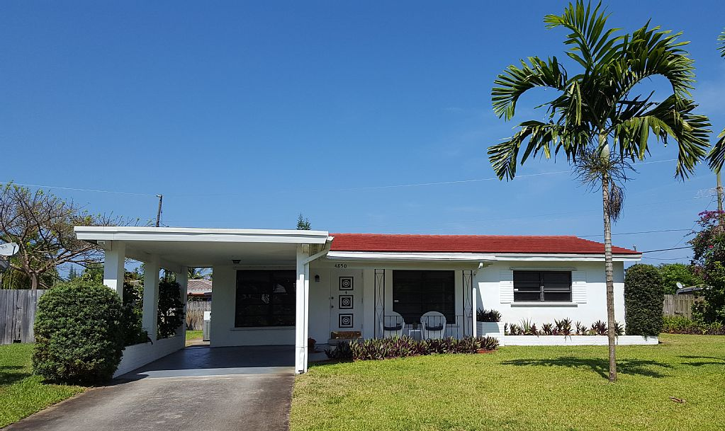 Fort Lauderdale - Charming House Near Beach and Shopping