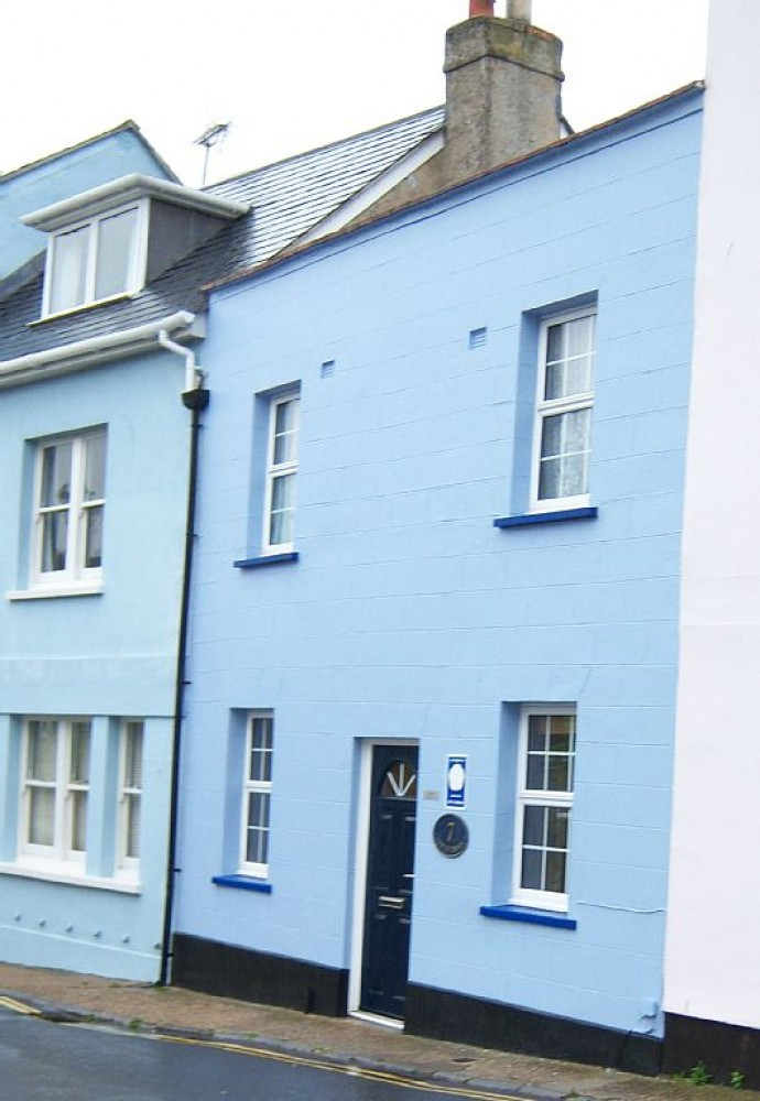 Lyme Regis vacation rental with Front View
