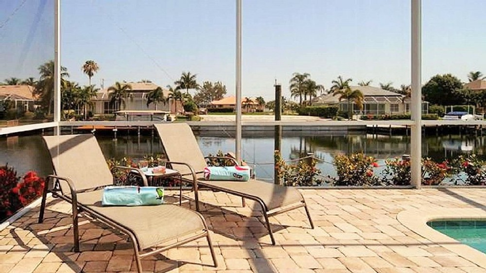 cape coral vacation rental with Enjoy the sun