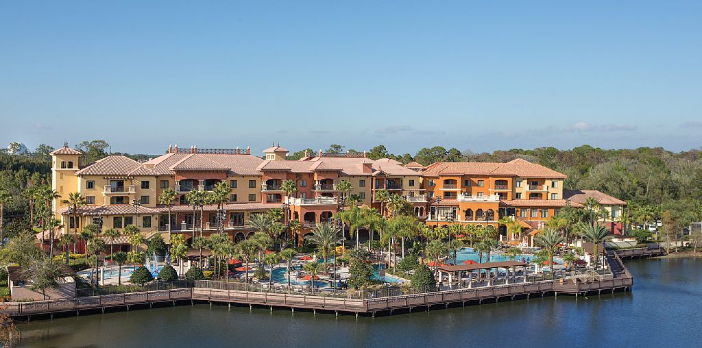 Wyndham Bonnet Creek Condo Resort