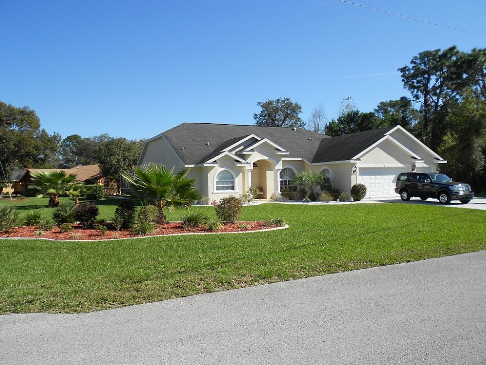 spring hill vacation rental with