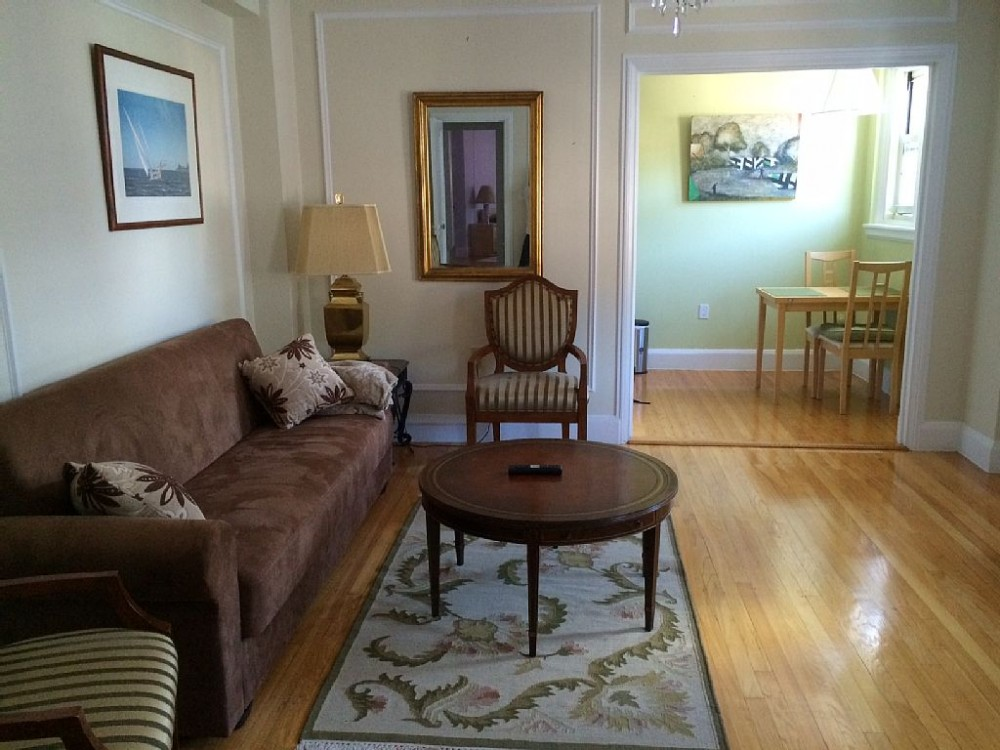 boston vacation rental with