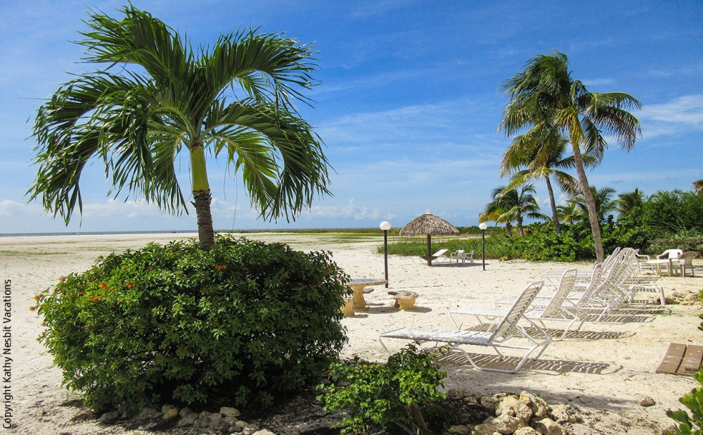 fort myers beach vacation rental with BEACH AND ITS PRIVATE