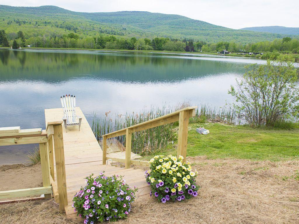 Walk To Hunter Mountain, Skiing, Festivals,zip Line, Golf, Lakefront, Hiking