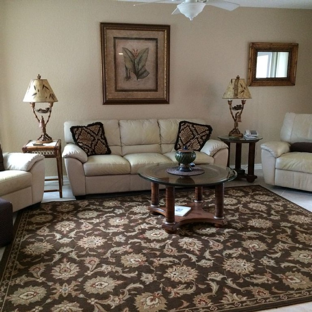 Indian Rocks Beach vacation rental with Spacious living room